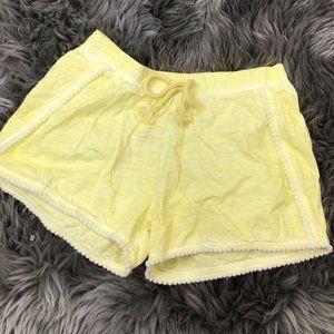 Manguun | Girl's Shorts | Yellow | Various Sizes